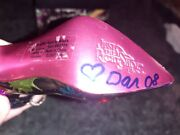 Just The Right Shoe By Raine Shoe Miniature Graffiti Gurl In Black Signed