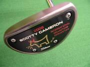Scotty Cameron 2008 Prototype Putter International Collectors Convention 921/mn