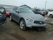 Trunk/hatch/tailgate With Surround View Fits 11-13 Infiniti Fx Series 899087