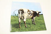 Roger Waters Signed Autograph Album Record Pink Floyd Atom Heart Mother Beckett