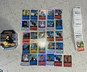 Over 160 And 26 Power Club Penguin Jitsu Training Cards