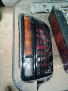 Driver Left Tail Light Checkered Lens Fits 89 Grand Prix 256088