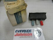E3a Johnson Evinrude Omc 279458 Selector Switch Oem New Factory Boat Parts