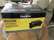 Char-broil Grill2go X200 Portable Gas Grill Tru-infrared Brand New Sealed In Box