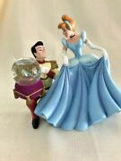 Disney Cinderella And A Dream Is A Wish Your Heart Makes Windup Music Box