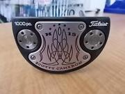 Titleist Scotty Cameron Holiday Collection 2015 Golf Putter 34inches Used947/mn