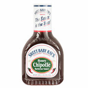 Sweet Baby Ray's Honey Chipotle Barbecue Sauce, 18 Oz
