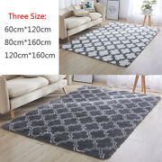 Soft Indoor Area Rugs Shaggy Patterned Fluffy Carpets For Living Room Bedroom Us