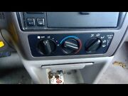 Avalon Heater A/c Temp Climate Control Lower Mounted Under Radio Rotary Dials 97