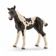 Schleich 13803 Pinto Foal Farm Life And Animals Plastic Figure