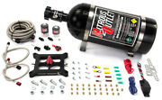 Nitrous Outlet 4150 Stinger Plate System 50-600hp5-7-10psi