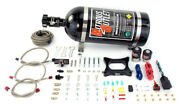 Nitrous Outlet 2 Valve Mustang Plate System No Bottle
