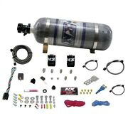 Nitrous Express 20920-12 All Gm Efi Single Nozzle System With Composite Bottle