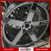 24x9.5 Gianelle 6x5.5 Chrome Wheel And Tire Package