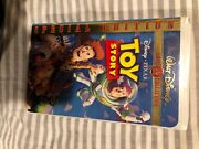 Toy Story 1 And Toy Story 2 Vhs, 2001