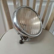 Vintage Ford Headlight 1920s 1930s Twolite Head Lamp Car Truck Stainless
