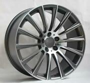 18and039and039 Wheels For Mercedes C300 Base Sedan 2015 And Up Staggered 18x8.5/9.5
