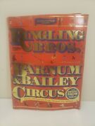 Ringling Brothers And Barnum Bailey Circus 1986 Program Exotic Attractions