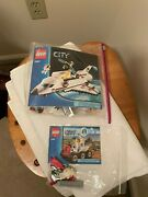 2 For 1 Lego Space Shuttle 3367 And Lego 3365 W/instructions --no Box--