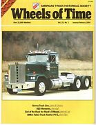 Reo Truck Memories Graves Truck Line Pie Gmc Test Truck - Wheels Of Time