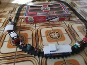 Toy State Holiday Nutcracker Express 1997 Musical Train Set
