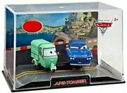 Disney / Pixar Cars Cars 2 143 Collectors Case Ape And Tomber Diecast Cars