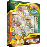 Pokemon Trading Card Game Tag Team Generations Premium Collection [7 Booster Pac