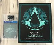 [ps4] Assassins Creed Valhalla Collector's Edition