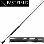 Eastfield Instrument 238m 4-21g Perch Spinning Rod - Spinnrute Angelrute