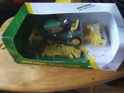 John Deere 1/16 Scale 345 Replica Lawn Tractor With Accessories 5079 G1