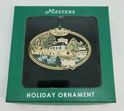 2020 Masters Augusta National Golf Clubhouse Christmas Tree Holiday Ornament