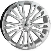 Alloy Wheels 23 Hawke Halcyon Silver For Land Rover Range Rover Sport Ls 05-13