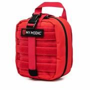 My Medic Myfak First Aid Kit - Water Resistant Bag Bandages Burn Aids Cpr