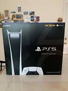 Sony Playstation 5 Digital Edition Console Ps5 In Hand Now - Ready To Ship