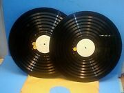12 King Syrup Radio Commercials Transcription 16'' Record 33-1/3 Rpm