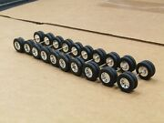 Dcp 10 Complete Axle Sets New Loose 1/64