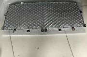 Bentley Bentayga Front Left Right Radiator Chrome Grill Set 36a853683,36a853684