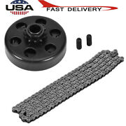 Engine 212cc Centrifugal Clutch 3/4in Bore 12 Tooth 35 Chain For Minibike