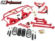 Umi Gbf002r 1978-1988 Gm G-body Handling Kit Package Red 1 Lowering | Stage 2