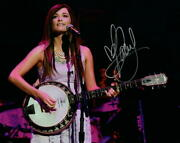 Kacey Musgraves Signed Autograph 8x10 Photo - Same Trailer Different Park Acoa