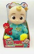 Cocomelon Doll 10'' Plush Roto Jj Bedtime Doll Soft Sing Toy Youtube Brand New