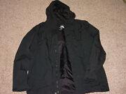 Mens The Nf00cuq3 Atlas Triclimate Jacket Size L Shell Only