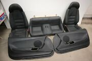 Toyota Supra Real Leahter Seats And Door Panels Rhd 93-02