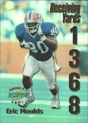 1999 Score Numbers Game Buffalo Bills Football Card 23 Eric Moulds/1368