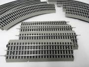 Lionel Fastrack Oval Layout O Trains 40 X 60 Straight Curves Pwrhookup Used C7