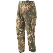 Cabelas Zonz Woodlands Silent Suede Waterproof Insulated Scent-lok Hunting Pants
