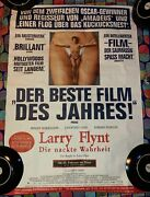 The People Vs Larry Flynt Poster Rare, Courtney Love, Woody Harrelson, Ed Norton