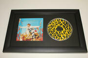 Elton John Signed Autograph One Night Only - Greatest Hits Framed Cd Display