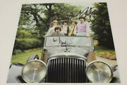 Charlie Watts And Bill Wyman Dual Signed Autograph 8x10 Photo - Rolling Stones