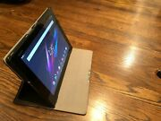 Sony Z2 Sgp561 Tablet, Black With Z2 Case. Good Condition. Sold As-is.